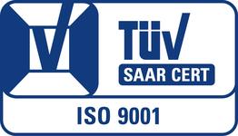 Jacobsen Nutzfahrzeuge ist ISO 9001 zertifiziert
