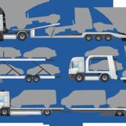 Autotransporter-Vermietung